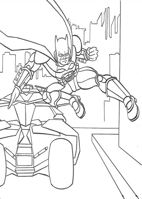 batman motorcycle coloring page kids n fun com 72 coloring pages of batman