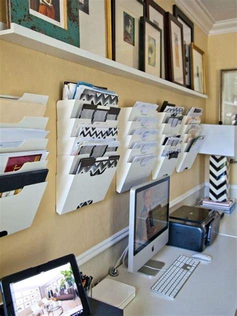 home office organization tips 17 beste idee 235 n over kantoorbenodigdheden organisatie op