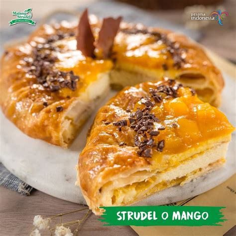 Malang Strudel Choco Banana 10 kue artis yang hanya ada di jawa timur kamu sudah