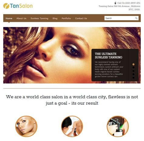 wordpress themes hairdresser free 20 best free spa beauty salon wordpress themes 2018