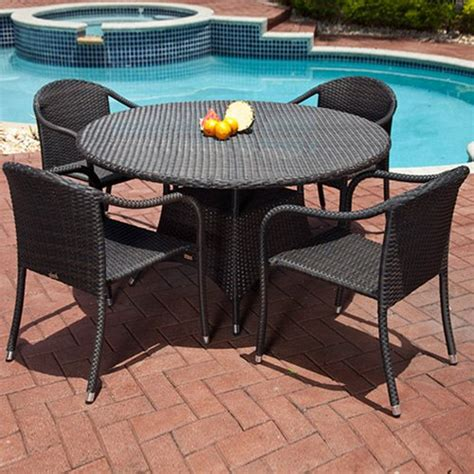 Small Patio Dining Set Amazing Small Outdoor Dining Set 8 Outdoor Resin Wicker Patio Dining Set Bloggerluv