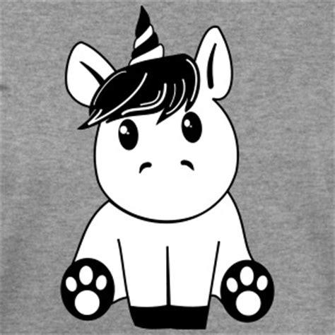 imagenes de unicornios blanco y negro pedir en l 237 nea blanco y negro sudaderas spreadshirt