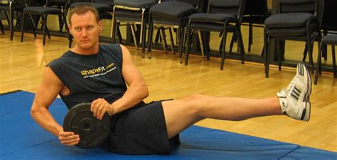 oblique plate twists abs exercise guide with photos