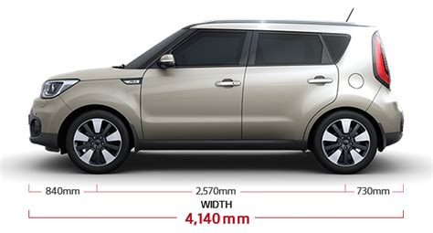 Kia Soul Length Soul Specification Cars Kia Motors Saudi Arabia