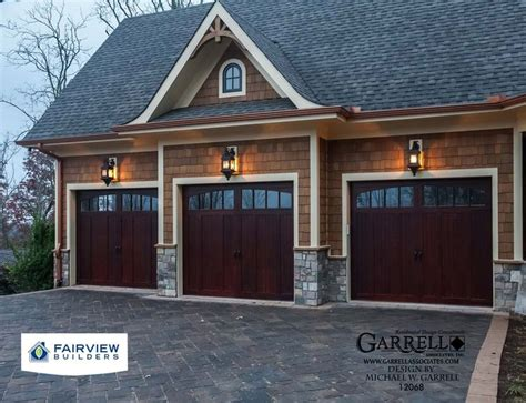3 car garage door 25 best ideas about 3 car garage on pinterest 3 car