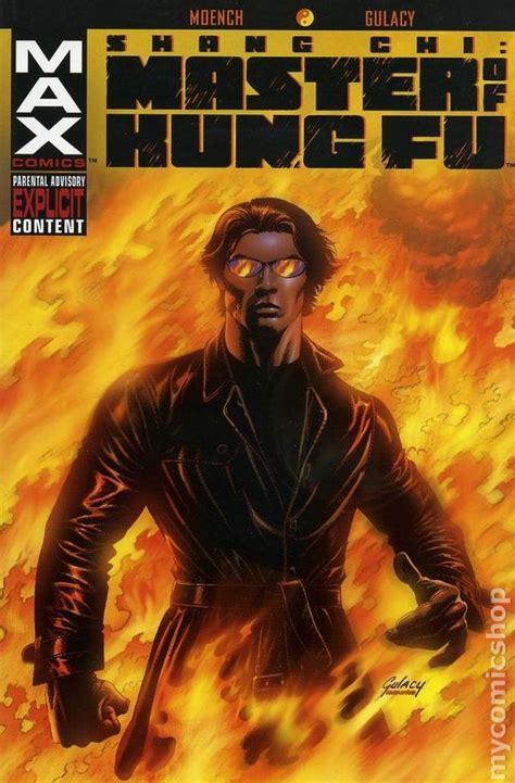 shang chi master of kung shang chi master of kung fu tpb 2003 marvel max comic books