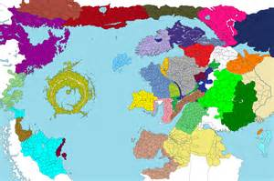 Warhammer World Map by Total War Warhammer Page 25 Spacebattles Forums