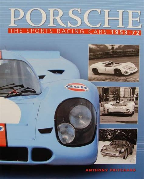 books about cars and how they work 1972 pontiac grand prix electronic throttle control book porsche the sports racing cars 1953 1972 catawiki