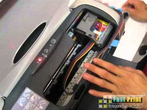 Printer R230x Infus memasang infus modifikasi epson r230x
