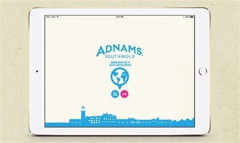 app design norwich ipad app screen designs for adnams brewery design by