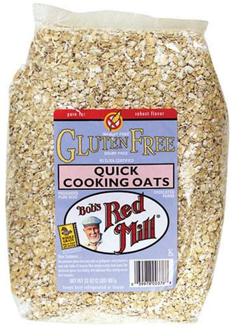 Bob S Mill Gluten Free Organic Cooking Rolled Berkualitas bob s mill gluten free cooking oats 32 oz 4 pack