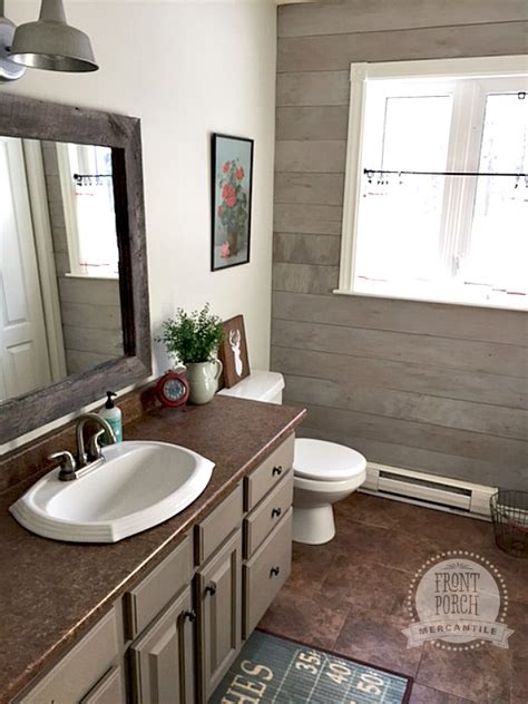Updated Small Bathroom Ideas Budget Friendly Bathroom Update