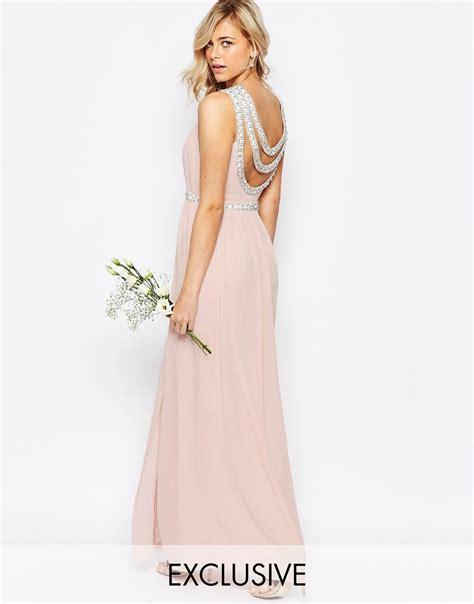 TFNC WEDDING Embellished Maxi Dress   The Dress Villa
