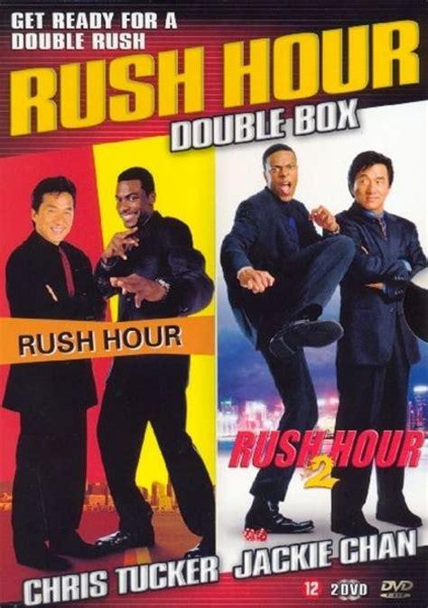 jackie chan rush hour 1 bol rush hour 1 2 jackie chan chris tucker