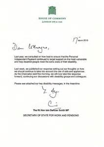 Resignation Letter Due To Disability David Cameron S Tirade At Fraud Iain Duncan Smith His Resignation Daily Mail