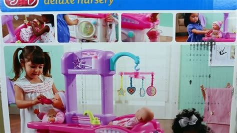baby alive crib baby alive nursery furniture with doll crib high chair