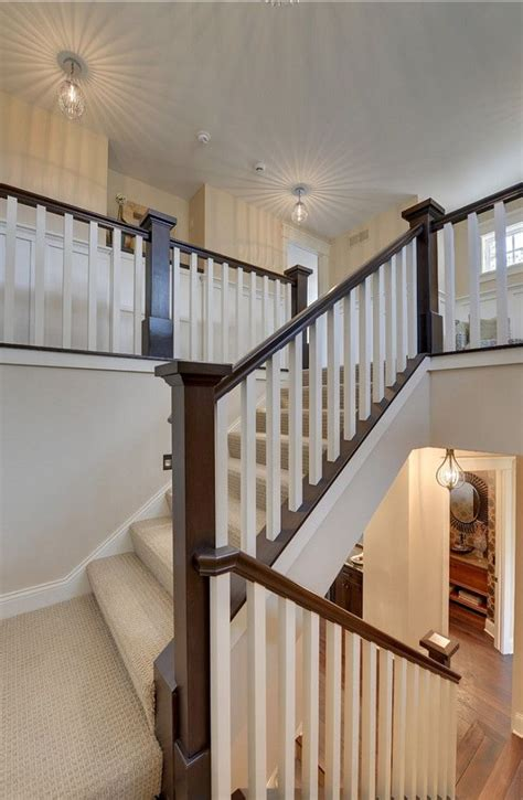 banister homes best 25 carpet stairs ideas on pinterest
