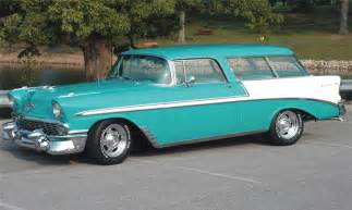 1956 chevrolet nomad 2 door station wagon 15525