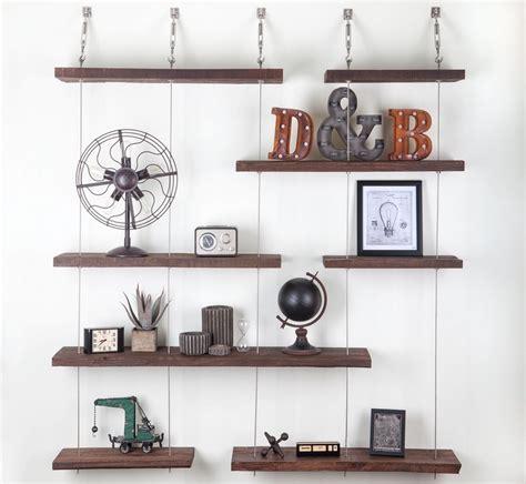 hanging floating shelves turnbuckle floating shelves