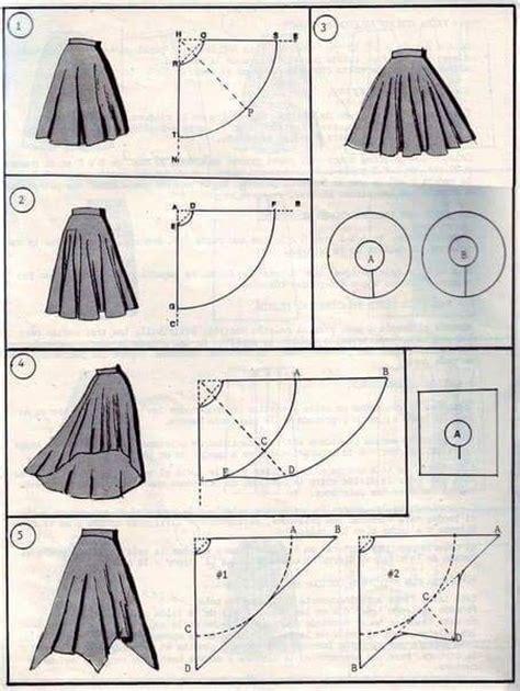 las 25 mejores ideas sobre patrones para vestidos de las 25 mejores ideas sobre patrones de falda en pinterest