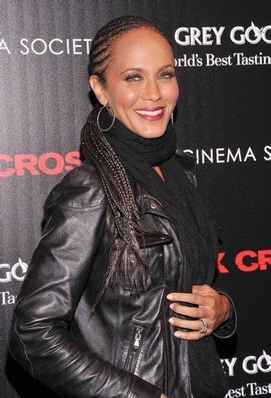 nicole ari parker braids braids and nicole ari parker on pinterest