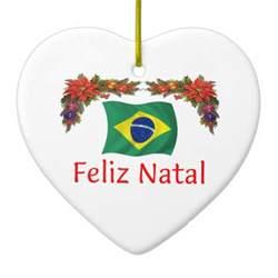 brazil christmas christmas ornaments zazzle