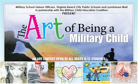 art of being a the art of being a military child contest seeks student artwork the core