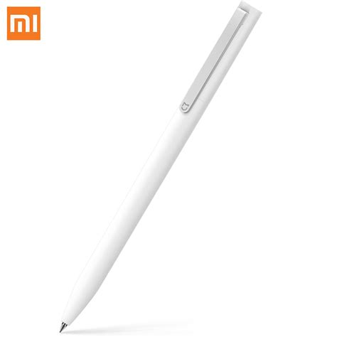 Original Xiaomi Ink Refill For Metal Roller Sign Pen aliexpress buy original xiaomi mijia sign pen mi pen 9 5mm signing pen premec smooth