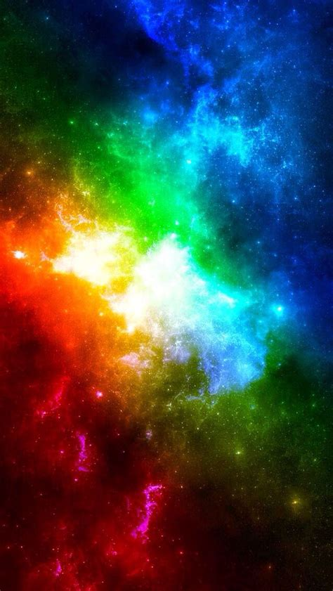 rainbow wallpaper rainbow wallpaper space iphone