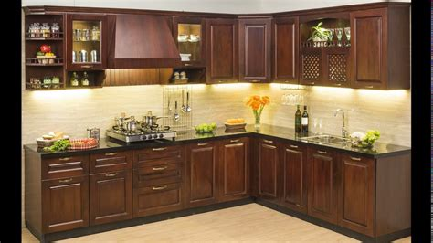 Kitchen Design In India Pictures Youtube Kitchen Furniture India