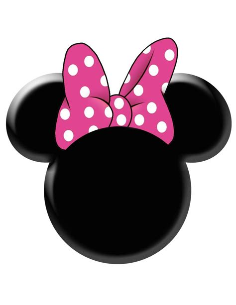 minnie mouse bow template minnie mouse bow stencil studio design gallery