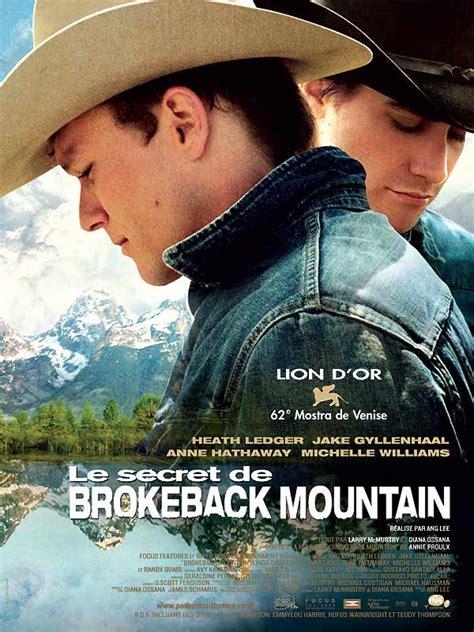 Film Cowboy Mountain | le secret de brokeback mountain film 2005 allocin 233