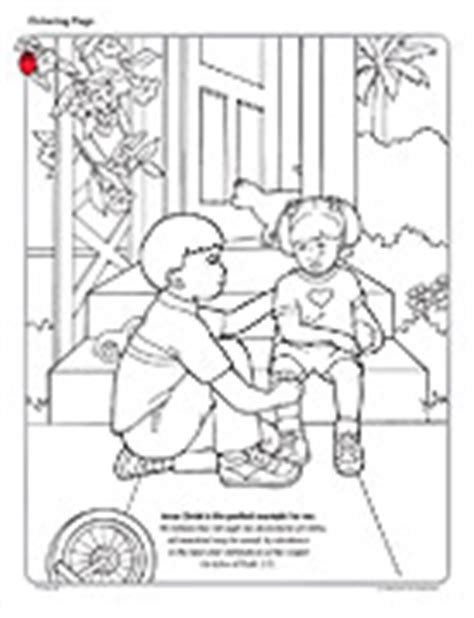lds coloring pages obedience coloring pictures obedience and the law coloring pages