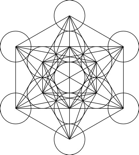 cube pattern png metatrons cube 01 png sacred geometry funky symbols