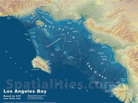 map of the sea sea level rise maps spatialities
