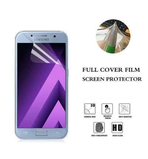 Ultra Clear Samsung Galaxy A3 Buy Samsung Galaxy A3 2017 Front Ultra Clear Soft Screen