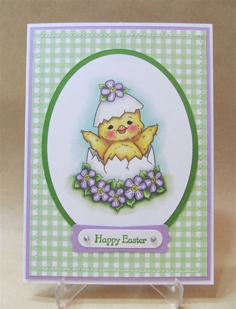 Easter Handmade Cards - savvy handmade cards simple easter card