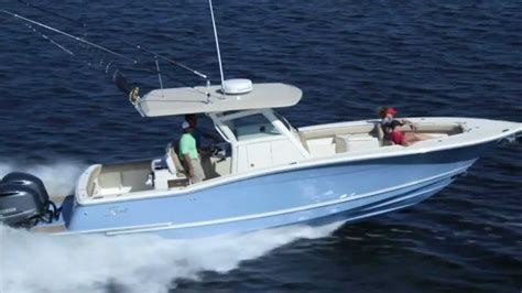 scout boats ratings scout boats 320 lxf running video youtube