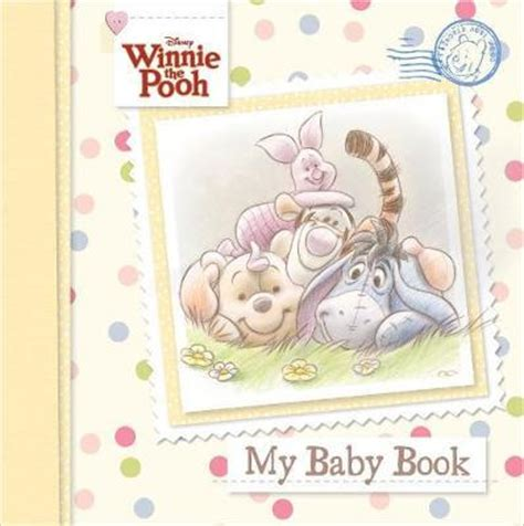 Baby Record Book Before Birth Disney Winnie The Pooh My Baby Book 9781472356932