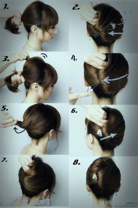easy step by step hairstyle tutorials you must see all for fashions fashion diy