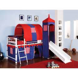 Coaster Loft Bed Bed Tents And Bed Toppers For Kids And Teens