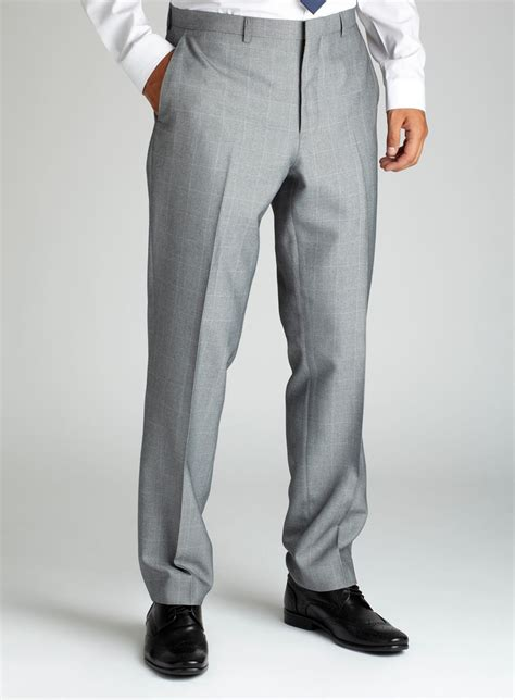 mens light grey sweatpants 25 best ideas about grey check suit on pinterest formal