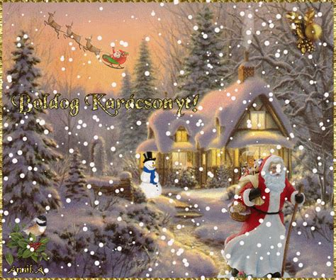 google images of christmas scenes large christmas scene gif google search brillos