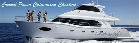 catamarans for sale south pacific the catamaran company crewed power catamarans for charter