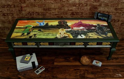 legend of table legend of table custom made painted
