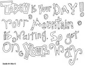 quote coloring pages coloring pages chawner