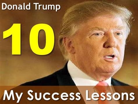 donald trump quotes on success donald trump quotes about success quotesgram