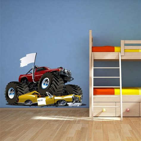monster truck bedroom 35 best images about monster truck bedroom on pinterest