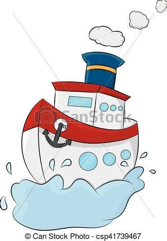 dessin animé bateau bateau dessin anim 233 mer bateau nautisme mer