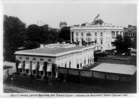 how old is the white house check out teddy roosevelt s old white house tennis court cool old photos